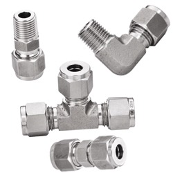 Duplex 31803 / 32205 Tube Fittings