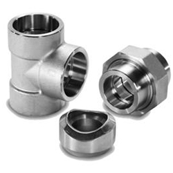Super Duplex 32750 / 32760 Forged Fittings